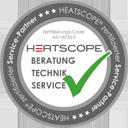 Heatcope Zertifikat aqua-saar