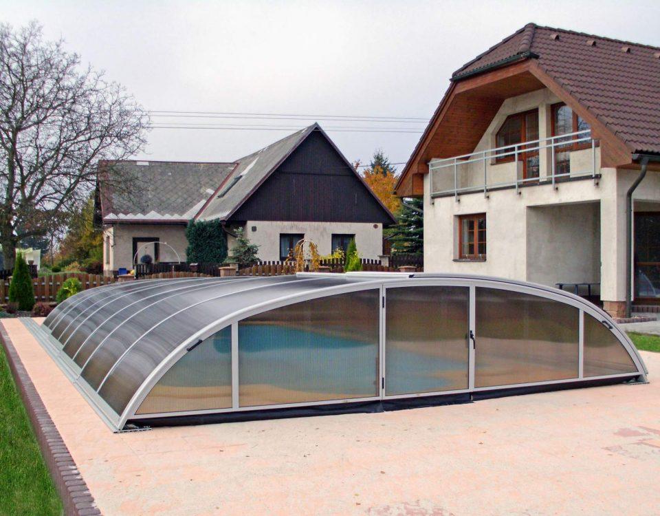 Elegant NEO ™ 150 poolüberdachung