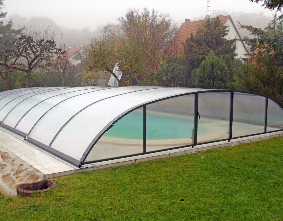 Elegant 167 DE 1 poolüberdachung