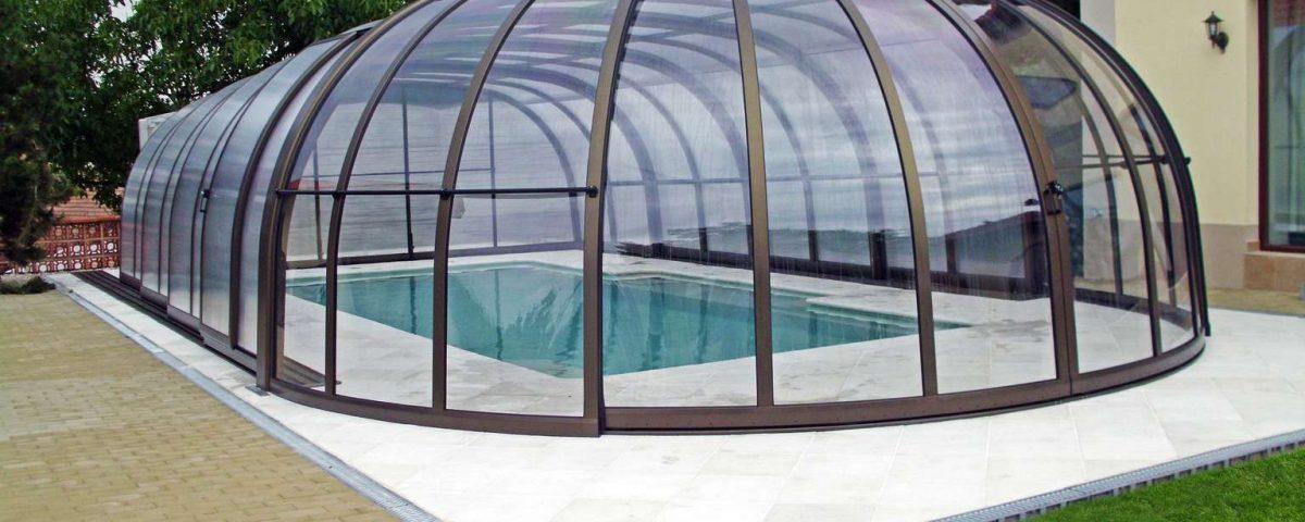 Olympic ™ 116 poolüberdachung