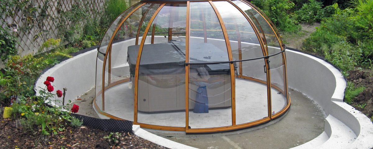 SPA Dome Orlando R Small 61 CZ 1