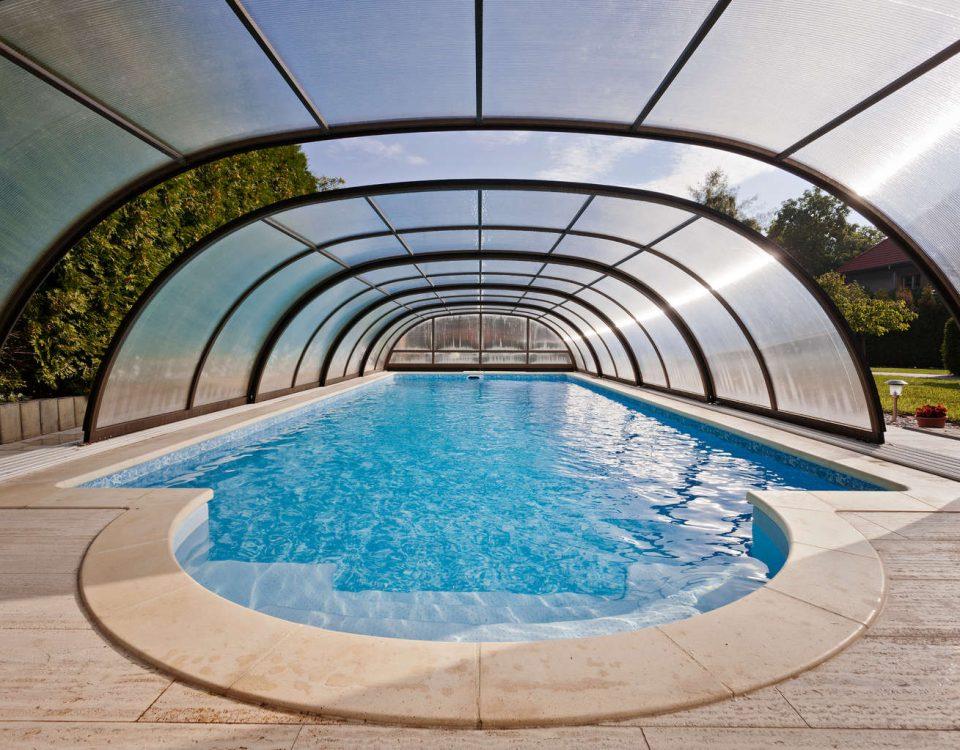 Tropea NEO™ 42 poolüberdachung
