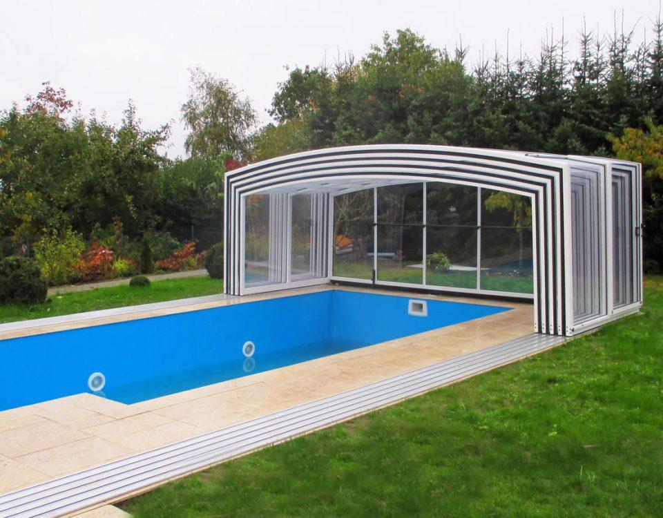 Vision™ 32 poolüberdachung