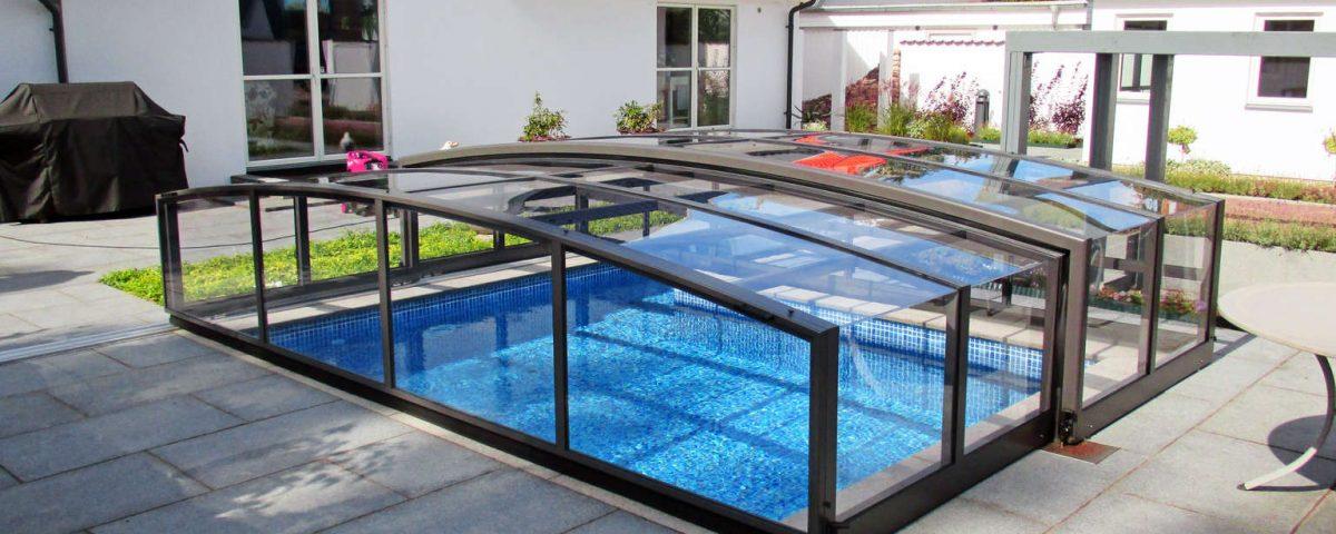 Viva poolüberdachung aqua-saar
