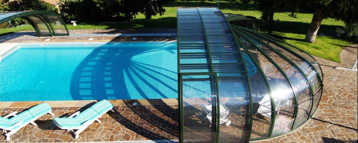 Olympic 5 poolüberdachung