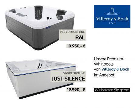 Whirlpool Angebot Villeroy und Boch