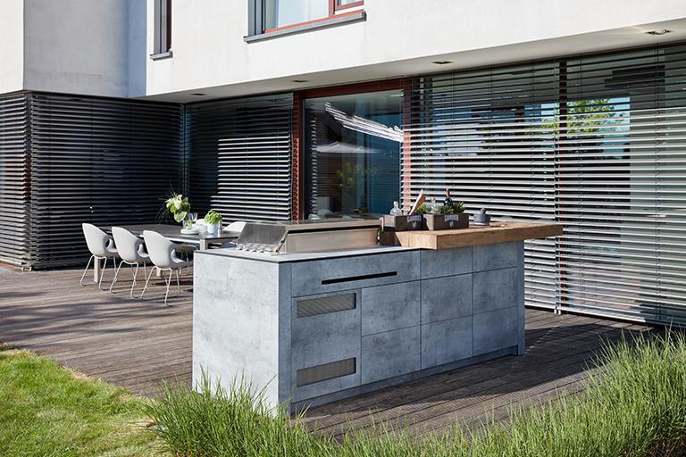 bbqtion outdoorküche insellösung individuell aqua-saar