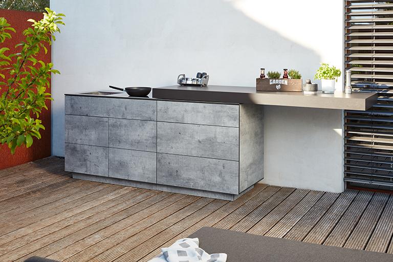 bbqtion outdoorküche wandlösung individuell aqua-saar