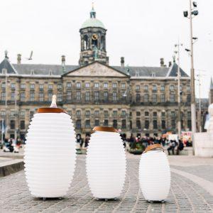 The Lampion In Amsterdam Dam Bluetooth Speaker Lamp Wijnkoeler Design 300x300